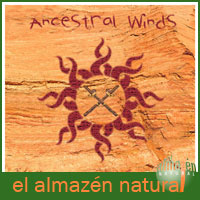 Ancestral winds cd