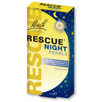 Bach rescue night pearls 28 uds