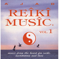 Reiki music vol I CD