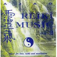Reiki music vol II CD